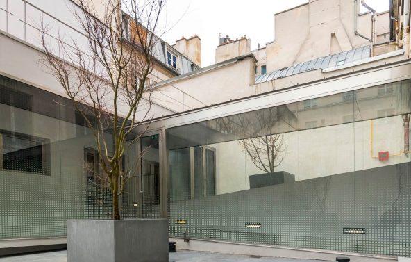 Création des locaux de la Direction de la Propreté et de l'Eau à Paris