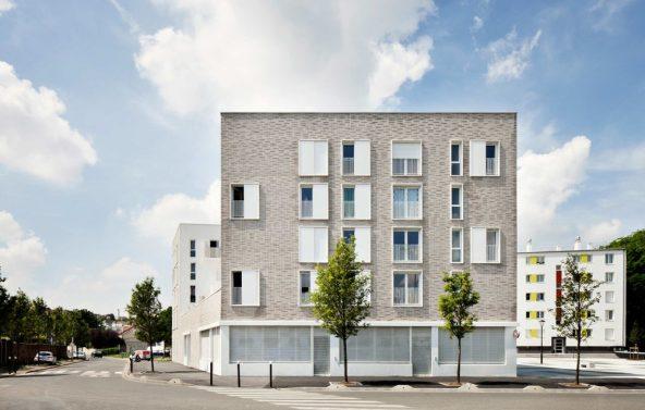 Création de 27 logements collectifs à Noisy-le-Sec