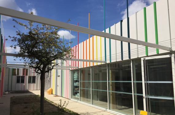 École maternelle Savereau à Boissy-Saint-Léger