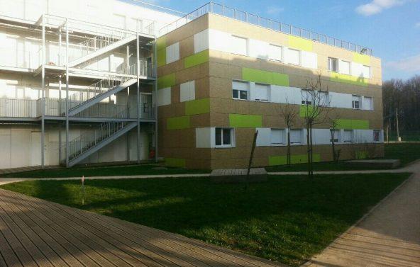 Construction d'une résidence étudiante à Gif-sur-Yvette