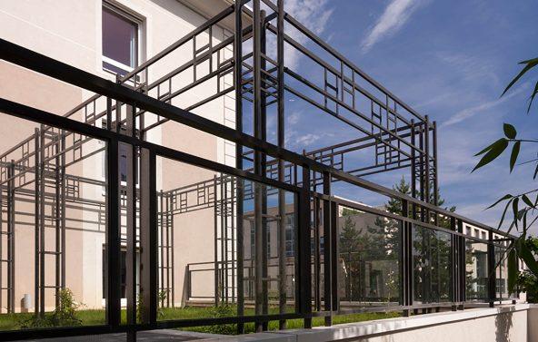 Restructuration d'un immeuble en EHPAD à Garches